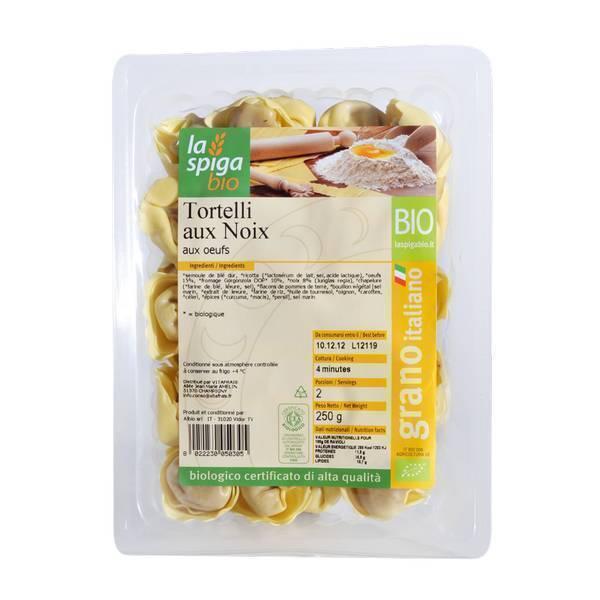 La Spiga Bio - Tortelloni noix fromage bleu 250g