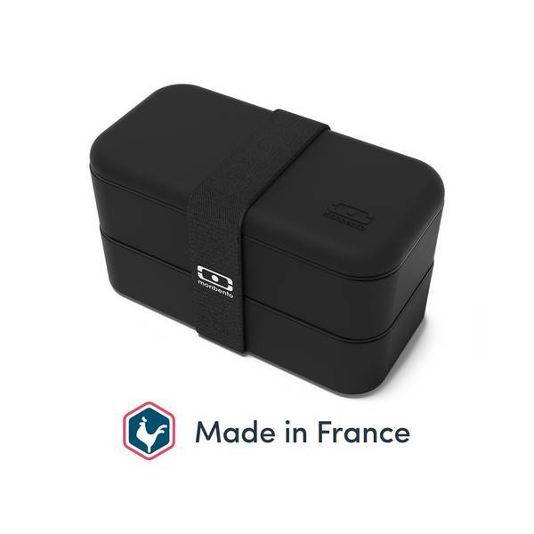 monbento - Bento MB Original made in France Noir Onyx 1L