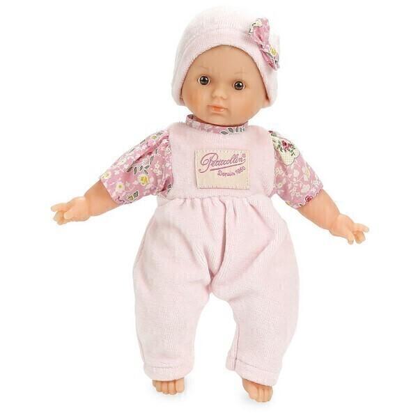 Petitcollin - Léo Écolo Doll - Petite Azalée - Dès 10 mois