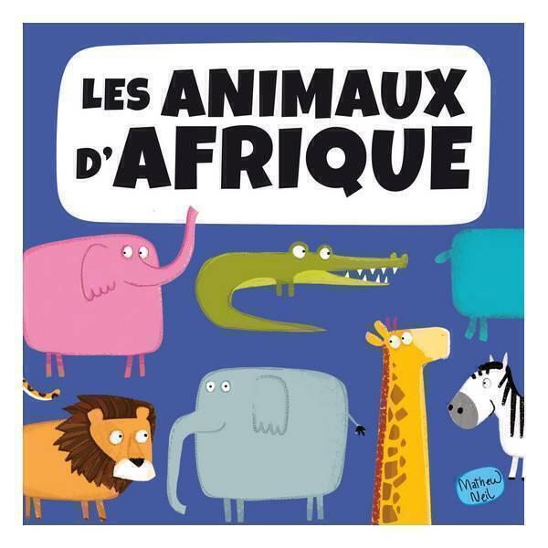 SASSI Junior - Les animaux d'Afrique