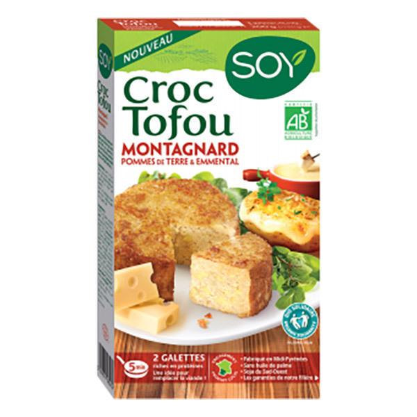 Soy (frais) - Croc tofou montagnard