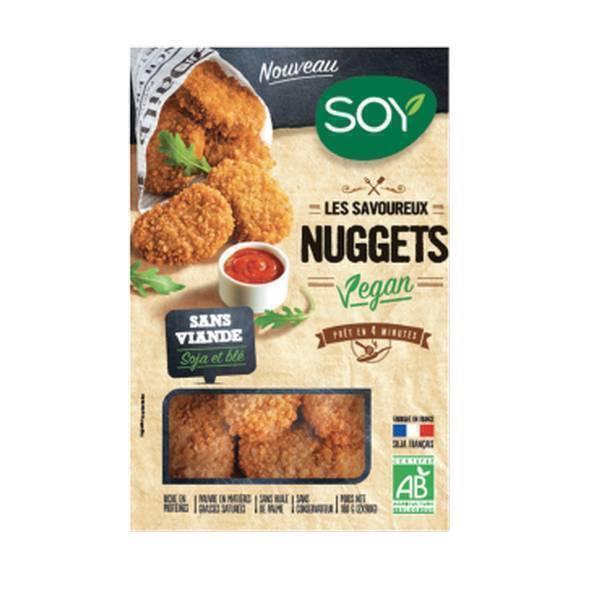 Soy (frais) - 6 Nuggets vegan 170g