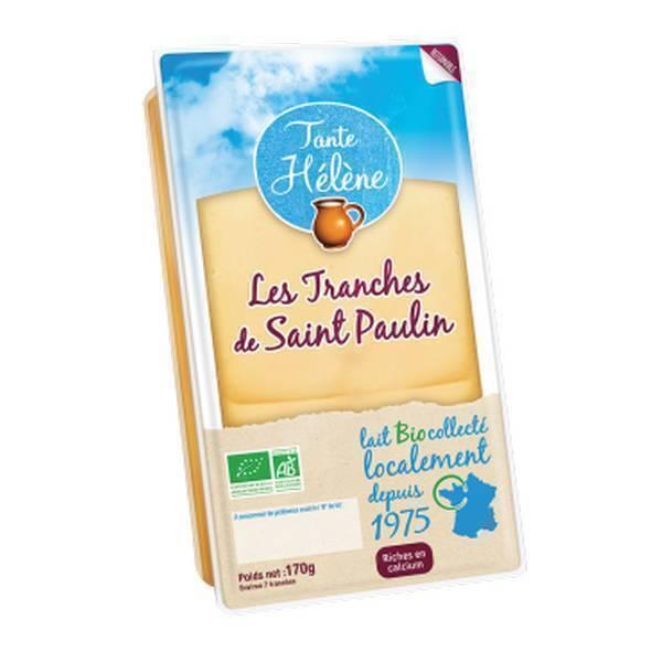 Tante Hélène - Tranche Saint Paulin 22%MG 170g