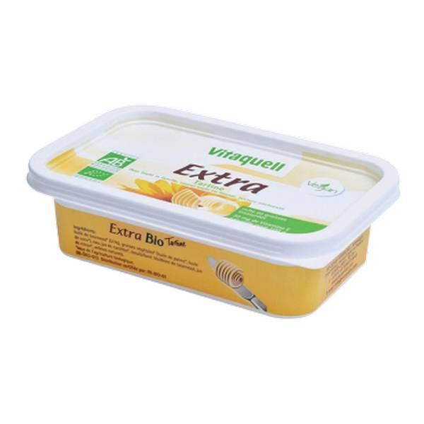 Vitaquell Frais - Margarine extra bio à tartiner 250g