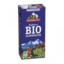 Berchtesgadener Land - Lait de vache entier des alpes 3,5 % mg 1L