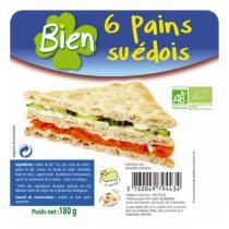 Bien Pâtisserie - Pain suédois 180g