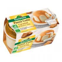 Bonneterre - Panna Cotta Caramel au beurre salé - 250 g