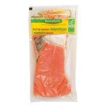 Bonneterre - Pavés de saumon Atlantique - 2 x 125 g