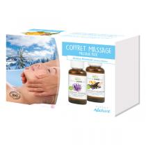 Direct Nature - Coffret Massage Aroma Hivernal