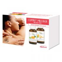 Direct Nature - Coffret Massage Aroma Sensuel