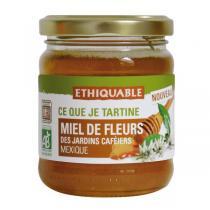 Ethiquable - Miel de fleurs Mexique bio - 250 g