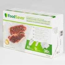 FoodSaver - Lot de rouleaux et sacs pour mise sous vide