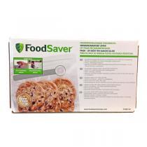 FoodSaver - Sacs sous vide avec fermeture à glissière FFS010X