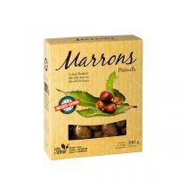 Inovfruit - Marrons cuits pelés sous vide bio - 200 g