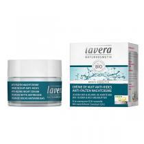 Lavera - Crème de nuit anti-rides à la coenzyme Q10 50ml