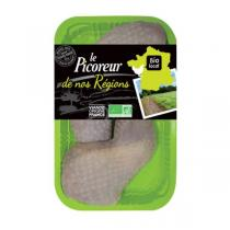 Le Picoreur - Cuisses de poulet noir x 2