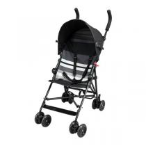 Looping - Poussette canne fixe avec canopy - Black