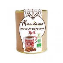 Mirontaine - Chocolat en poudre Noël - 200 g