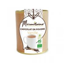 Mirontaine - Chocolat en poudre Vanille - 200 g