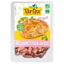 Tartex - Allumettes veggie nature 150g