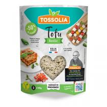 Tossolia - Tofu basilic 2x100g