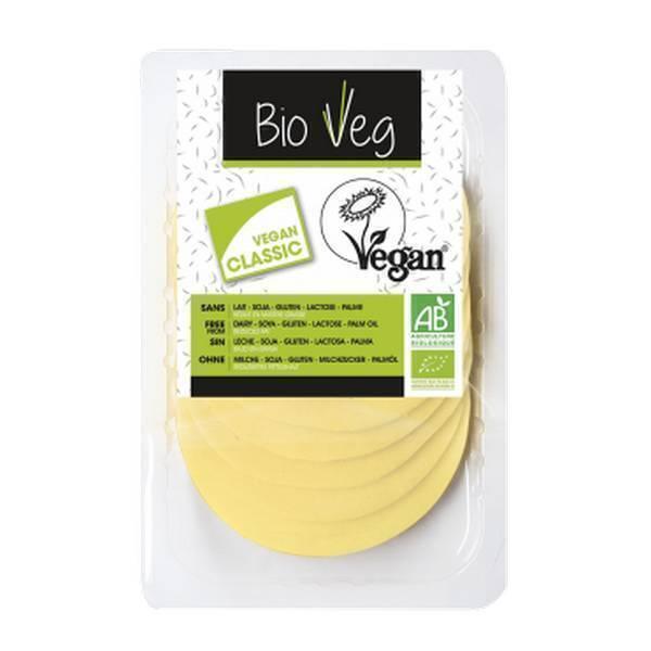 BioVeg - Tranchés vegan Classic - 140g
