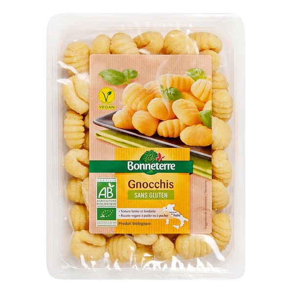 Bonneterre - Gnocchis sans gluten 350g