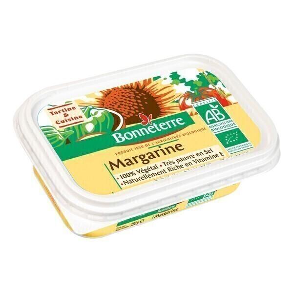 Bonneterre - Margarine 250g