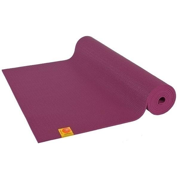 Chin Mudra - Tapis de yoga Confort pour débutant 6mm Prune