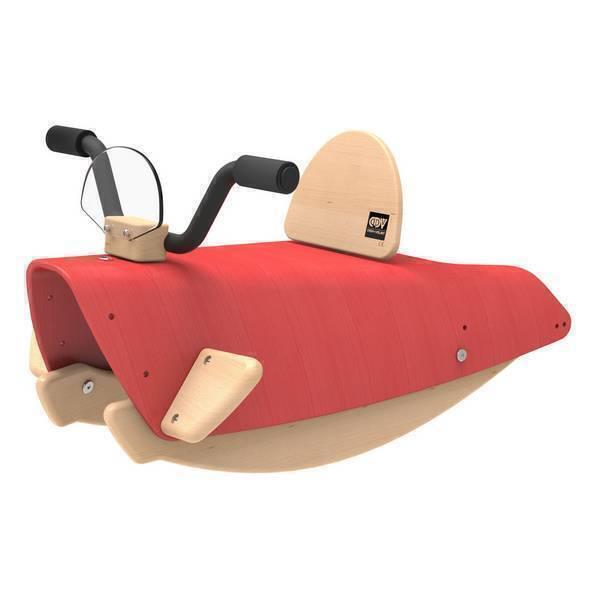bascule moto 2en1 rouge de 1 3 ans chou du volant la r f rence bien tre bio. Black Bedroom Furniture Sets. Home Design Ideas