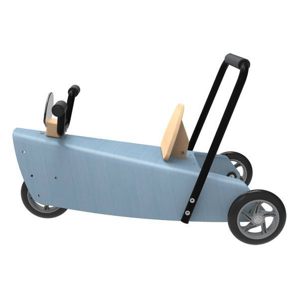 porteur moto 2 en 1 bleu de 1 3 ans chou du volant. Black Bedroom Furniture Sets. Home Design Ideas