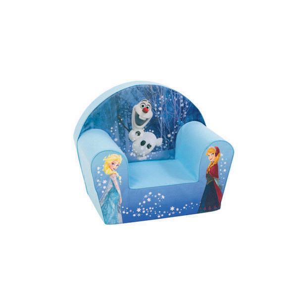 fauteuil la reine des neiges bleu disney baby natiloo. Black Bedroom Furniture Sets. Home Design Ideas