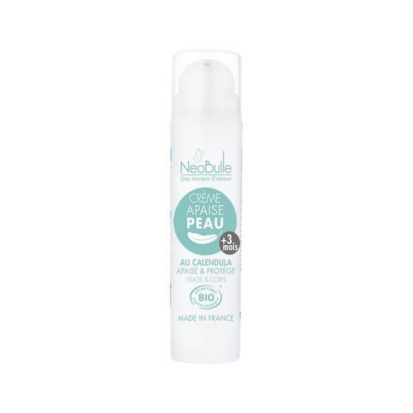 Néobulle - Apaise peau Crème au Calendula bio - 50ml