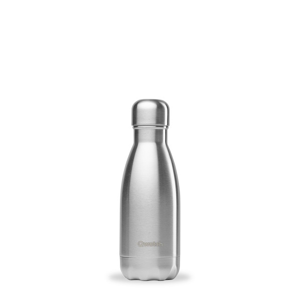 Qwetch - Bouteille isotherme Originals Inox 26cl