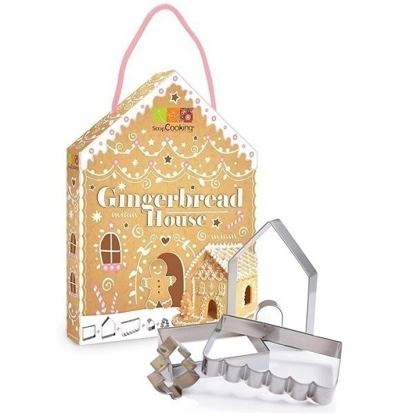 kit d coupoirs maison pain d 39 pices scrapcooking acheter. Black Bedroom Furniture Sets. Home Design Ideas