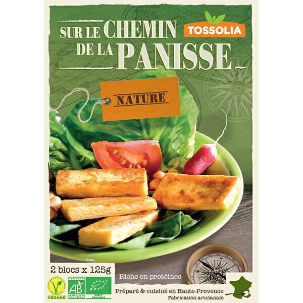 Tossolia - Panisse nature 2x125g