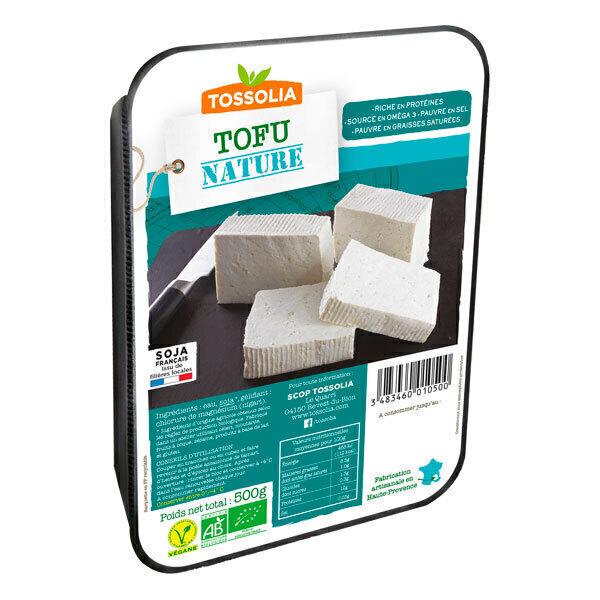 Tossolia - Tofu nature 500g