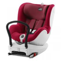 Britax Römer - Dualfix - Groupe 0+/1 - Flame Red