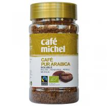 Café Michel - Café soluble pur Arabica 100g