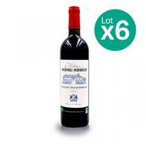 Château Lagrange Monbadon - Castillon rouge 2014 - Caisse de 6
