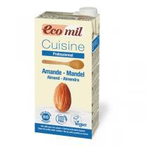 EcoMil - Préparation Cuisine aux Amandes bio - 1 L
