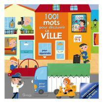 Editions Grenouille - Livre 1001 mots pour découvrir la ville