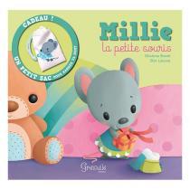 Editions Grenouille - Livre Millie la petite souris par G. Biondi et E. Lescoat