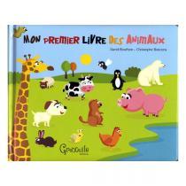 Editions Grenouille - Livre Mon premier livre des animaux par D. Bourbon et C. Boncens