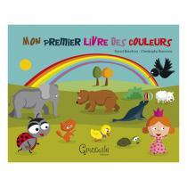 Editions Grenouille - Livre Mon premier livre des couleurs par D. Bourbon, C. Boncens