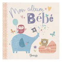 Editions Grenouille - Mon album bébé