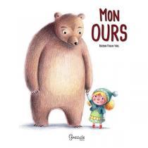 Editions Grenouille - Livre Mon ours par R. Follio-Vrel