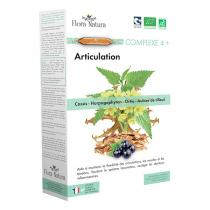 Flora Natura - Complexe 4+ Articulation - 20 ampoules