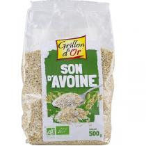 Grillon d'or - Son d'avoine Bio 500 gr