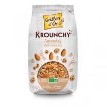 Grillon d'or - Krounchy amande avoine sans gluten 500g